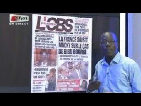 Revue de Presse Rfm du Mercredi 06 Septembre 2017 Avec Mamadou Mouhamed Ndiaye