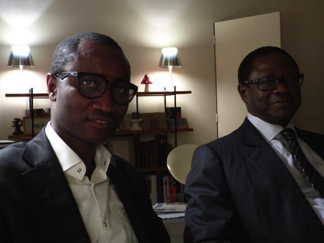 Arrimage de Papa Diop à Abdoulaye Wade : le coordonnateur de BGG de France, Ibrahima Thiam, démissionne