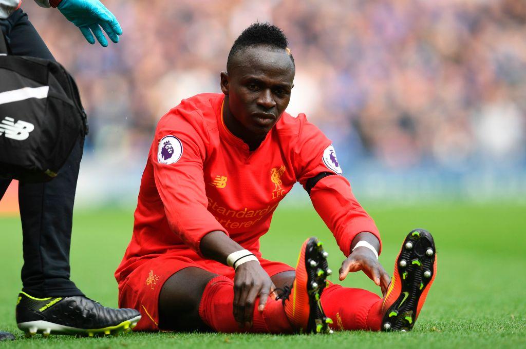 Sadio Mané victime d'un cambriolage — Liverpool