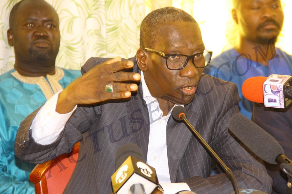 Mamadou Diop Decroix demande la suppression de l'article 80 du Code pénal relatif au délit d'offense au Chef de l'Etat