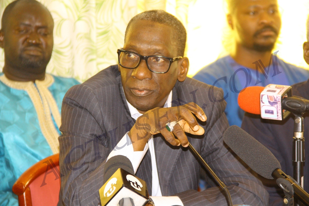 Soutien à la Présidentielle: Mamadou Diop Decroix dit Oui à Idrissa Seck