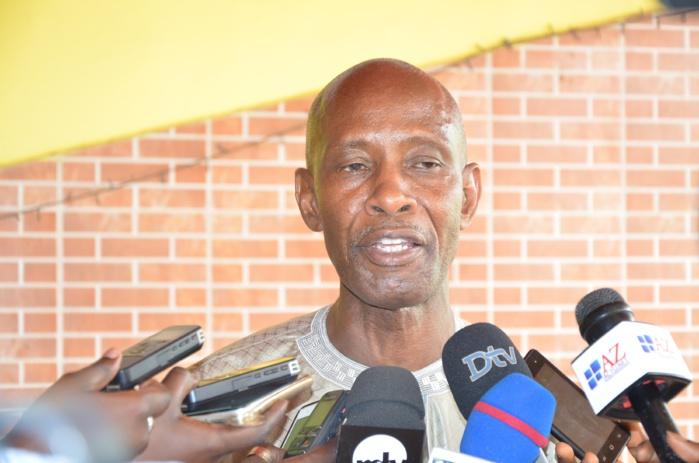 """Samba Sy, ministre du Travail: """"les agents qui s'absenteraient indûment de leur poste de travail, encourent des mesures disciplinaires"""""""