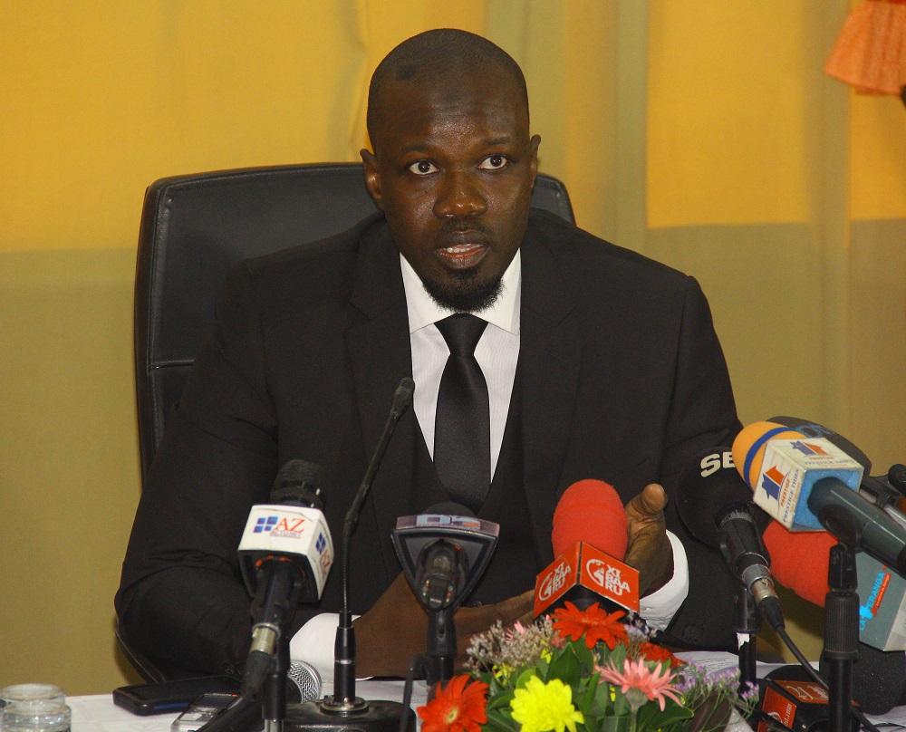 Le départ de Sonko pour Kaolack retardé à cause Pierre Goudiabi Atepa