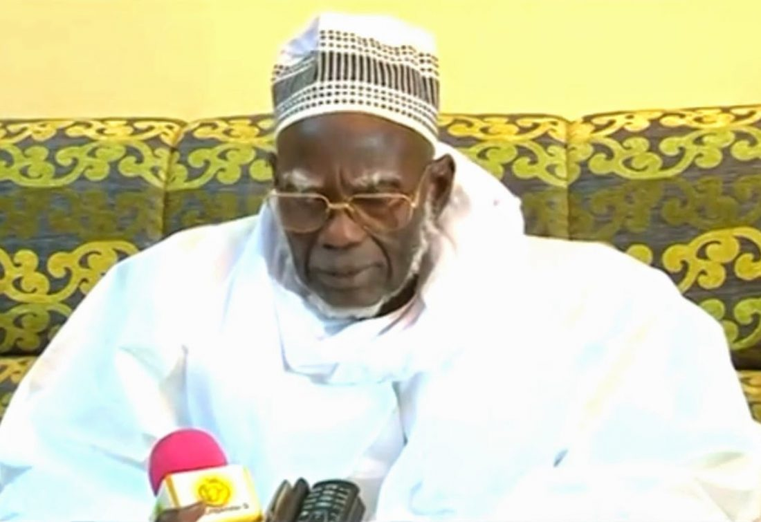 Manifestations, adoption de comportements contraires aux enseignements de Bamba… : la mise en garde du Khalife général des Mourides