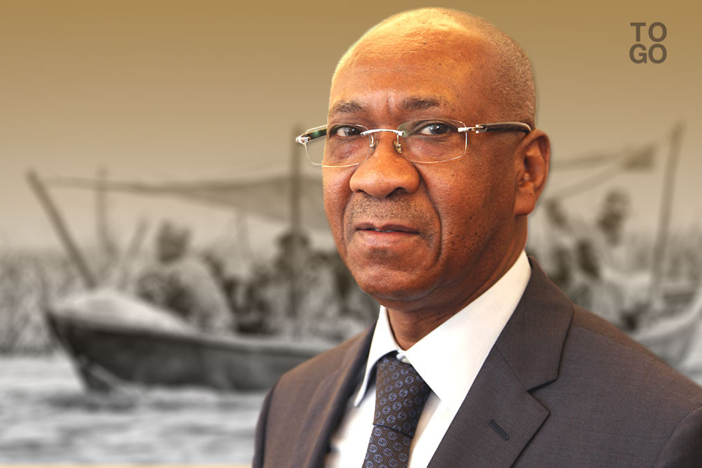 Hadjibou Soumaré rend visite à Viviane Wade