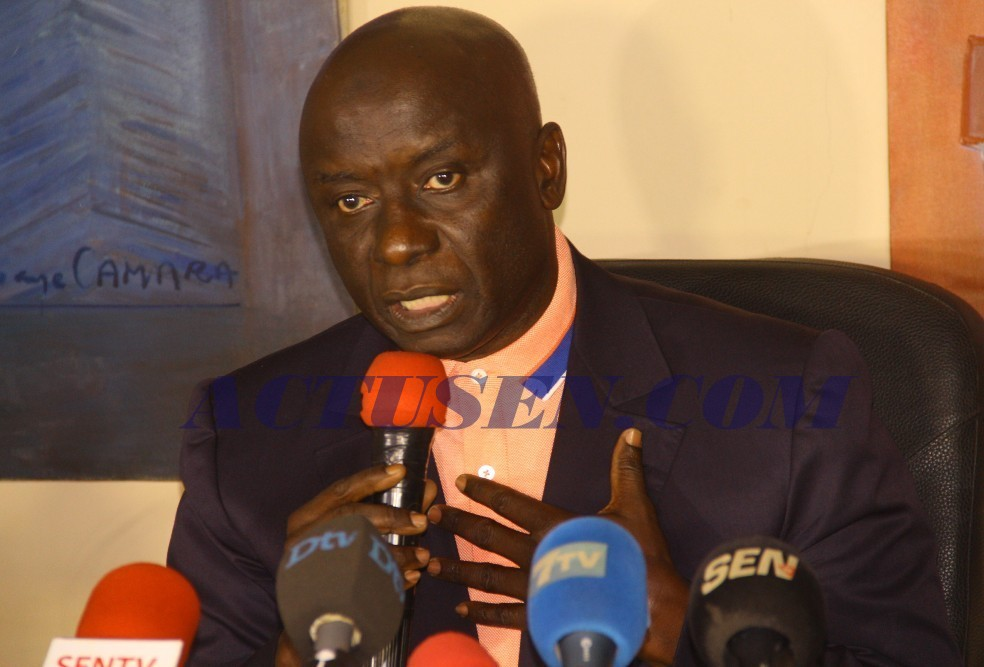 Soutien ACT – TEKKI au candidat Idrissa Seck de la «coalition idy2019»: doute et panique au sein de la coalition présidentielle