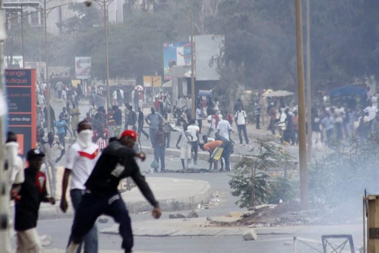 Grève des étudiants de l'Ensetp: le président de l'amicale arrêté