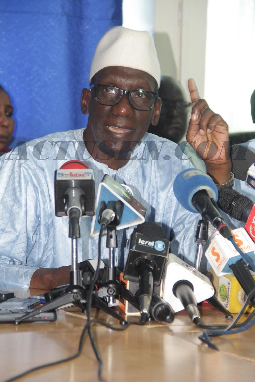 Mamadou Diop Decroix: «Nous comptons régler le problème de Macky Sall dans les urnes»