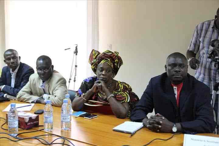 Le ministre de l'Education nationale invité à diligenter la reprise des négociations avec le SIENS, en vue d'une sortie de crise