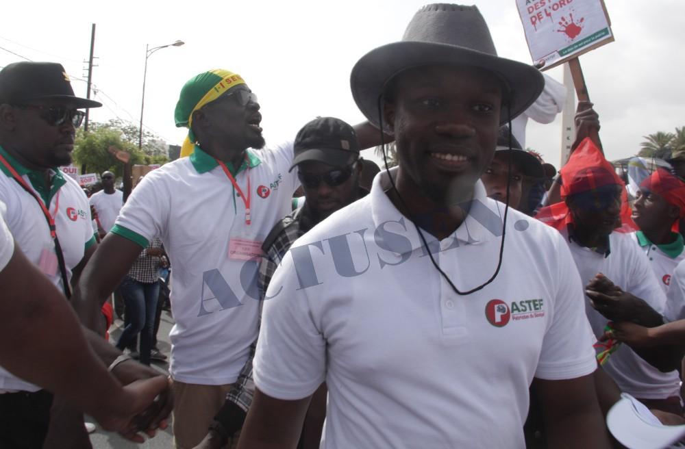 À Koungeul, Ousmane Sonko réaffirme qu'il ne s'est pas engagé en politique pour s'enrichir