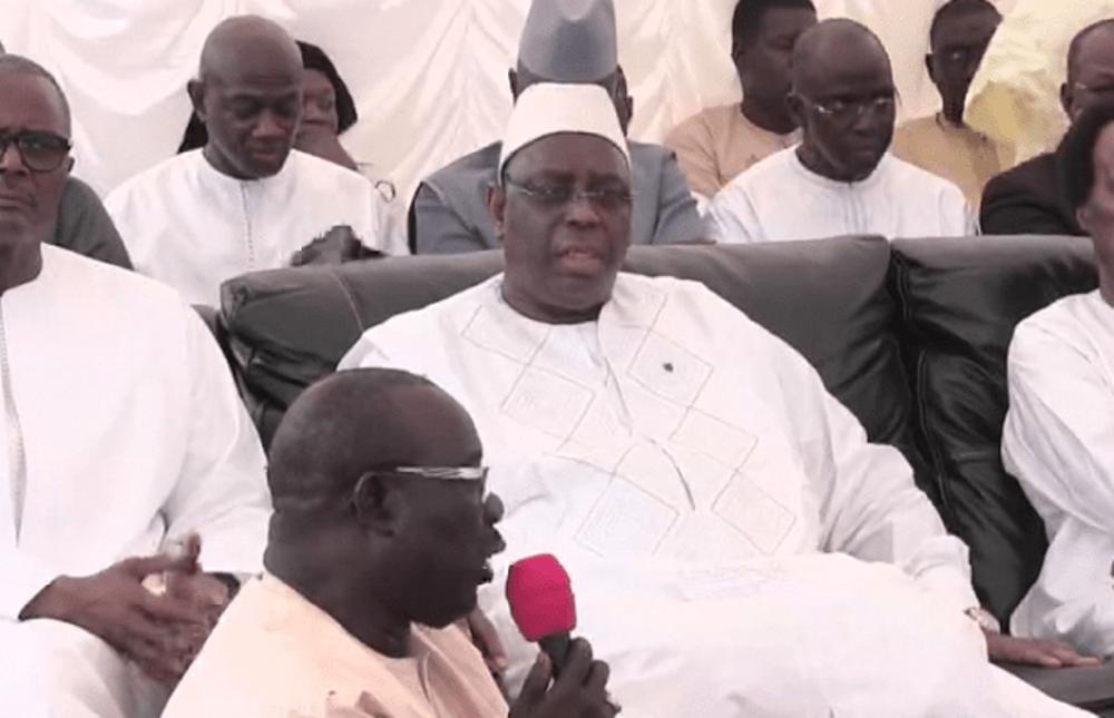 Tabaski 2019 : Macky Sall appelle à l'unité
