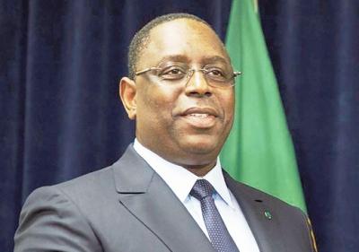 """Qualification du Sénégal en 1/2 finale de la CAN : Macky jubile et encourage les """"Lions"""""""