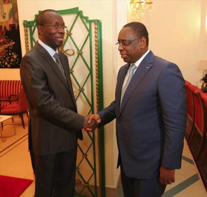 Présidentielle 2024 : Souleymane Ndené Ndiaye annonce sa candidature