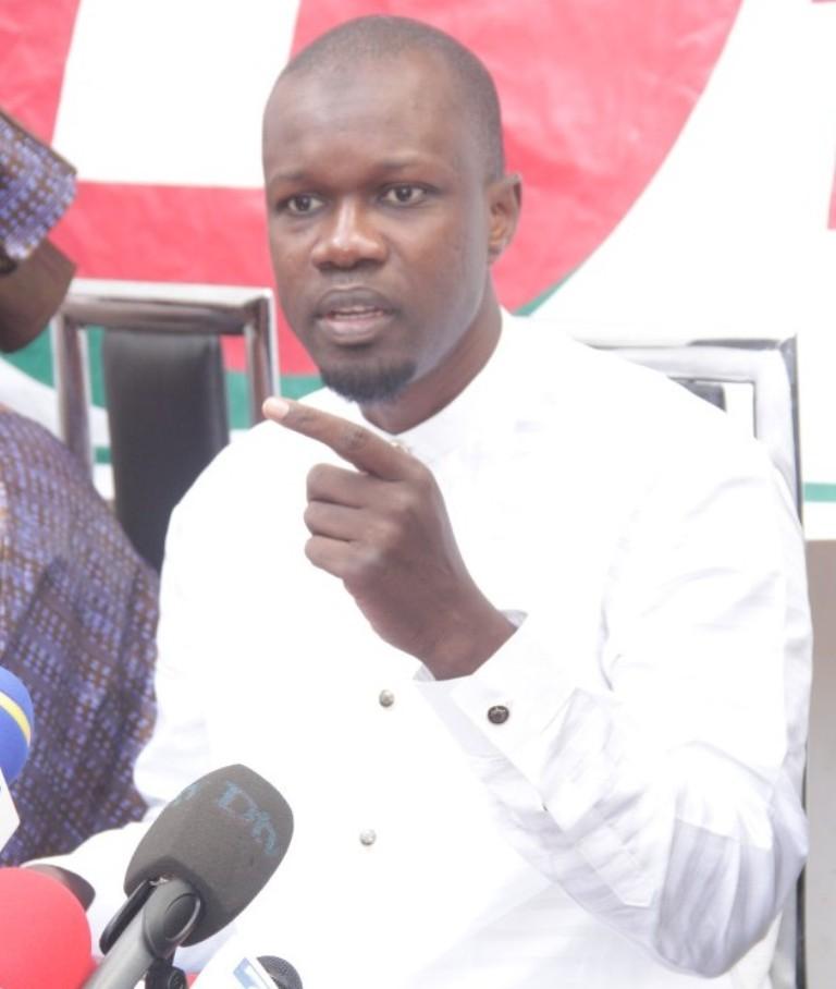 Ousmane Sonko à l'Ucad: «je n'ai pas besoin de débarquer avecl'armée ni attendre que les étudiants partent en vacance pour venir au campus social de l'Ucad»