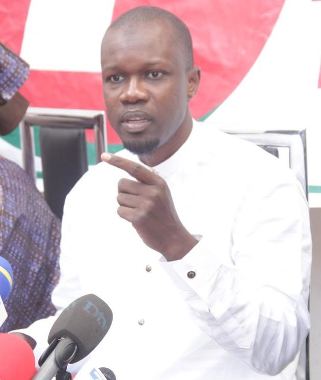 """Acceuili par des doléances à Ndindy, Ousmane Sonko flingue le Maire Cheikh Seck : """"je ne l'ai jamais entendu à l'Assemblée nationale défendre les intérêts de cette localité"""""""