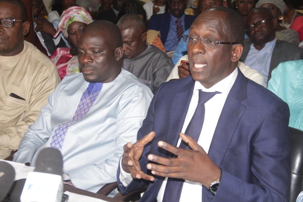 En meeting à Yoff: Diouf Sarr minimise l'opposition