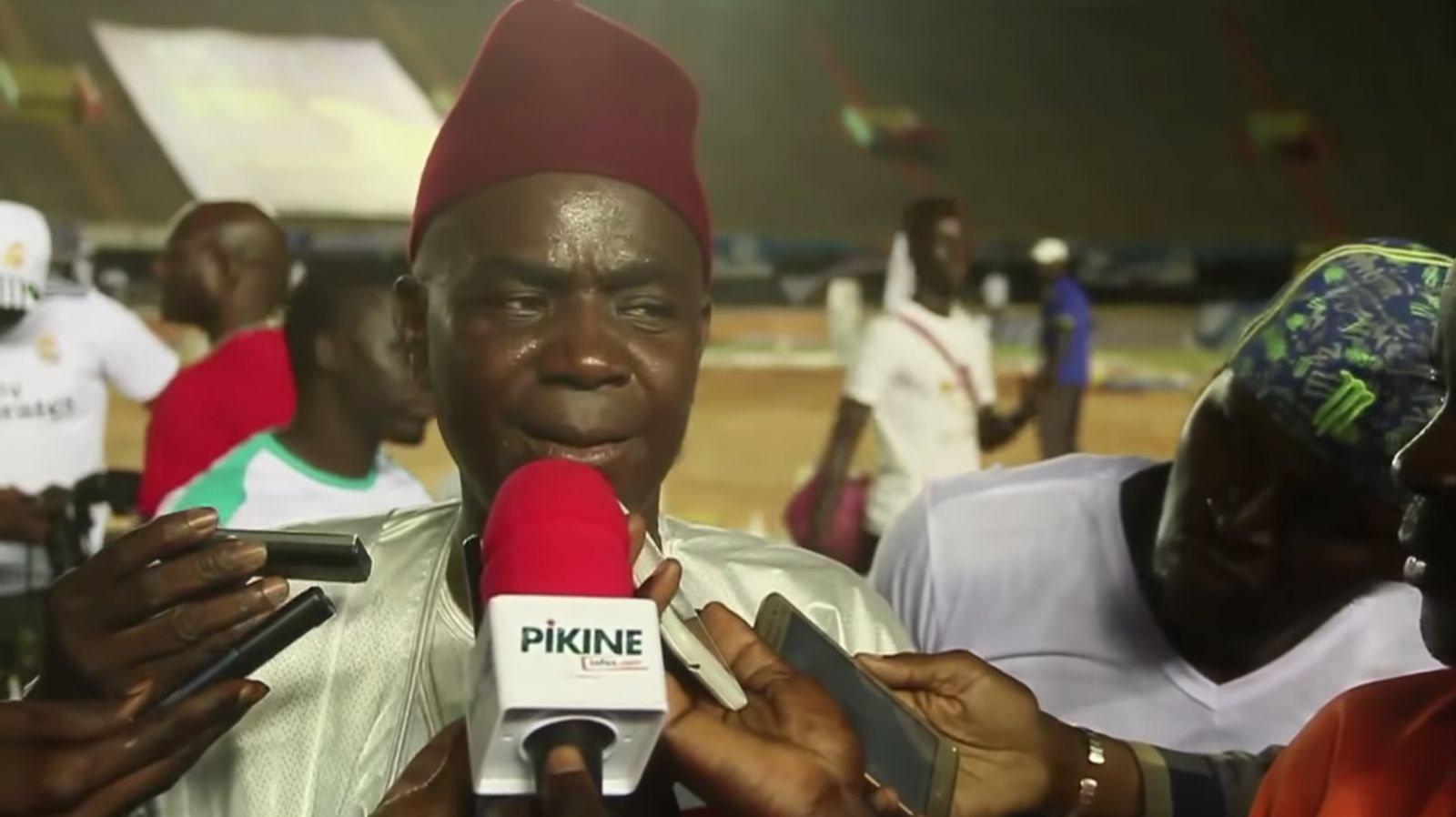 Bécaye Mbaye quitte 2Stv