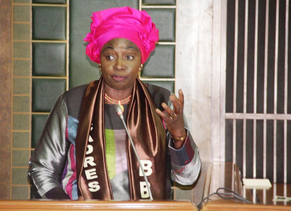 Mimi Touré: «Idrissa Seck s'est lancé dans une opération de fabrication de faux résultats si grossière qu'il n'a pas osé les porter auprès du Conseil Constitutionnel»
