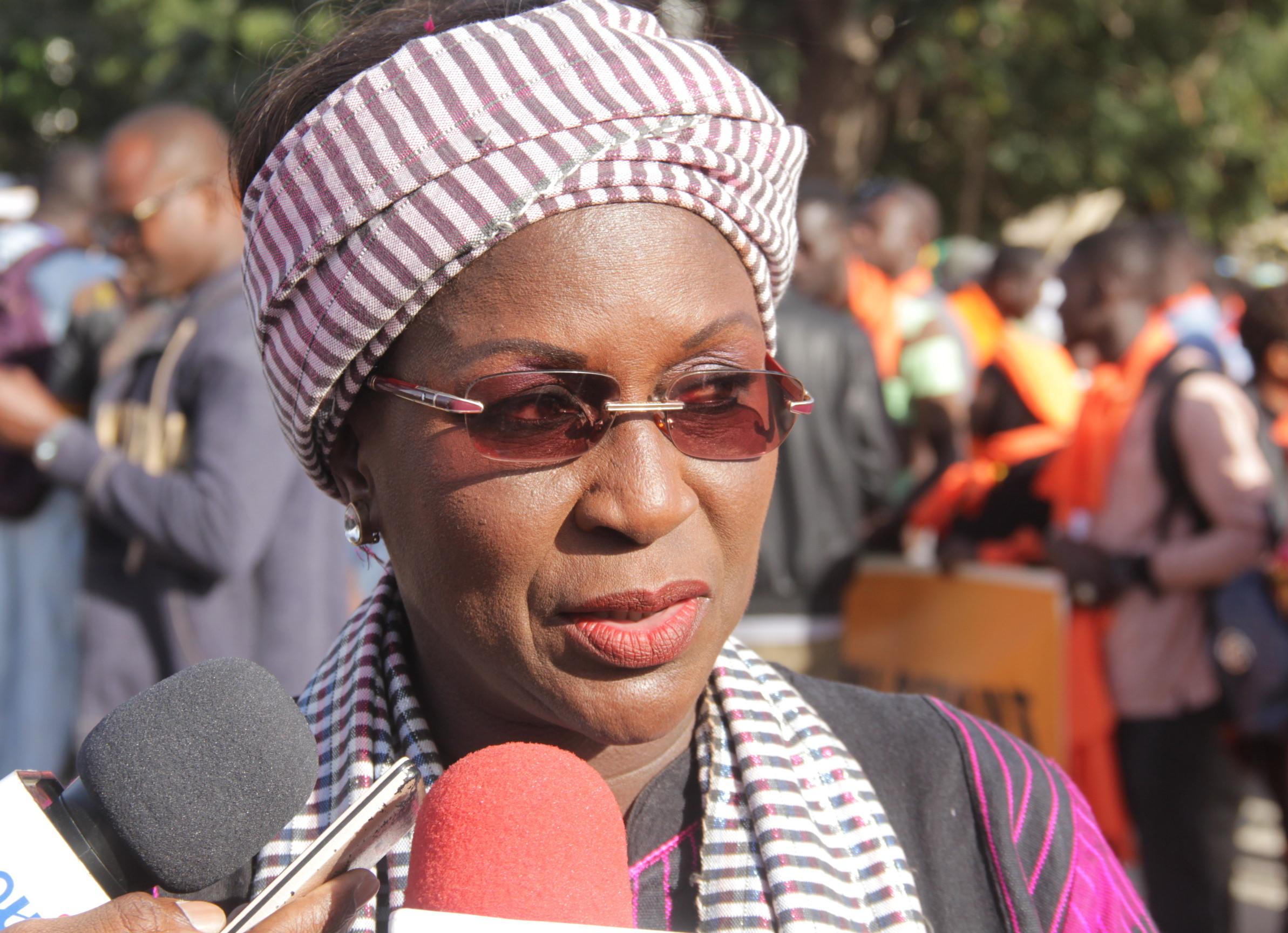 Présidentielle 2019 : Amsatou Sow Sidibé soutient Idrissa Seck (officiel)