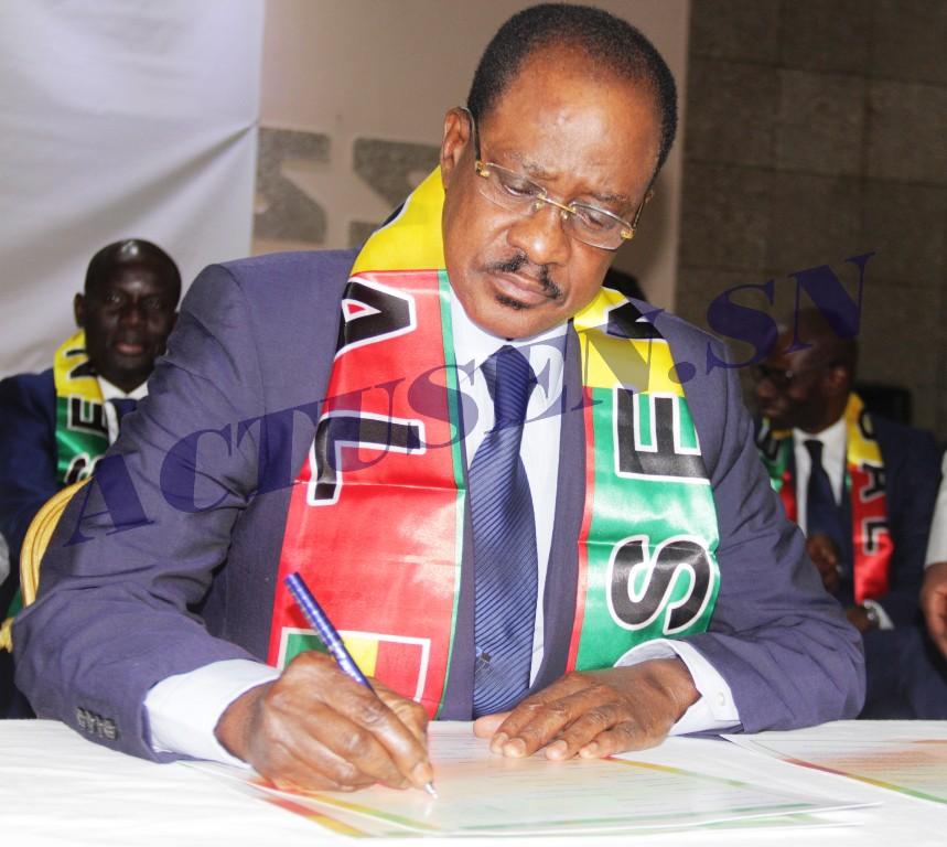 En campagne à Kédougou: Me Madické Niang promet de renégocier les contrats miniers