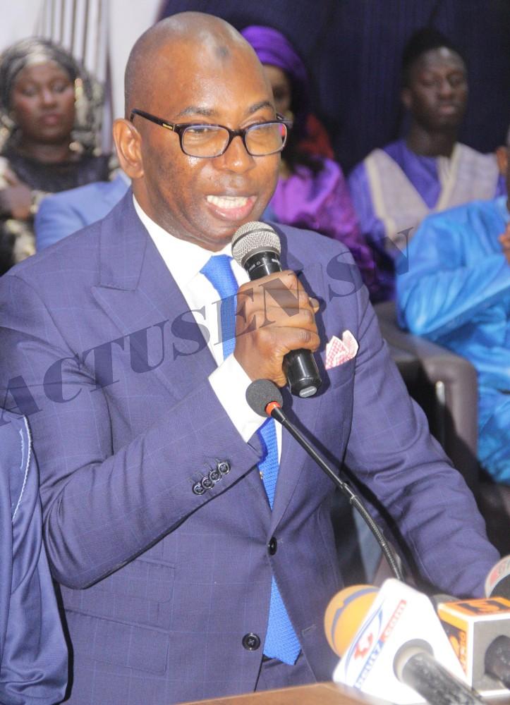 Présidentielle 2019 : Après Gakou et Amsatou Sow Sidibé, Moustapha Guirassy rejoint Idrissa Seck