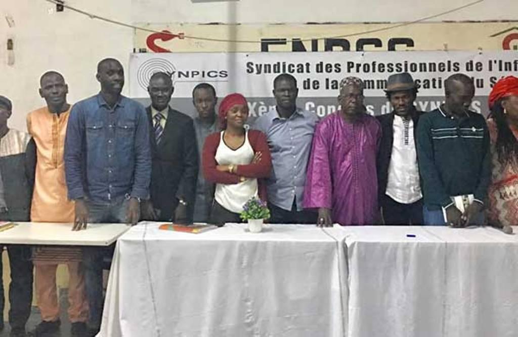 Confection des gilets d'identification «presse»: les conclusions de la rencontre du Synpics et le ministre Aly Ngouille Ndiaye