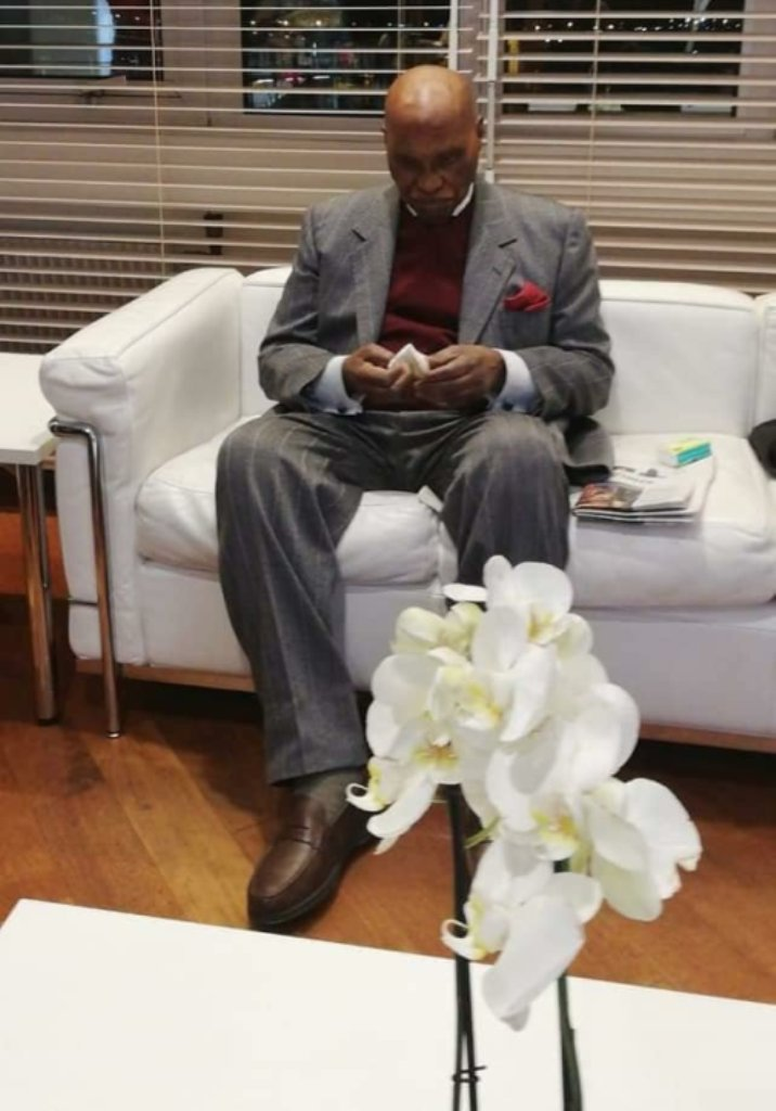 Candidat à soutenir: Abdoulaye Wade se prononce
