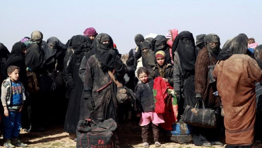 Syrie: Baghouz, le dernier bastion du groupe EI est sous contrôle des FDS