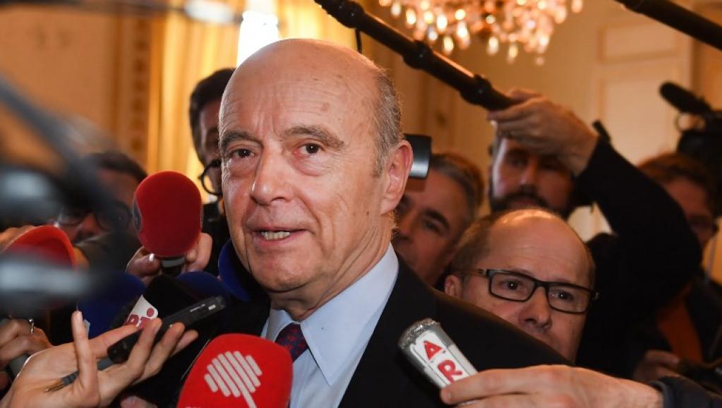 France: Alain Juppé fait ses adieux à Bordeaux