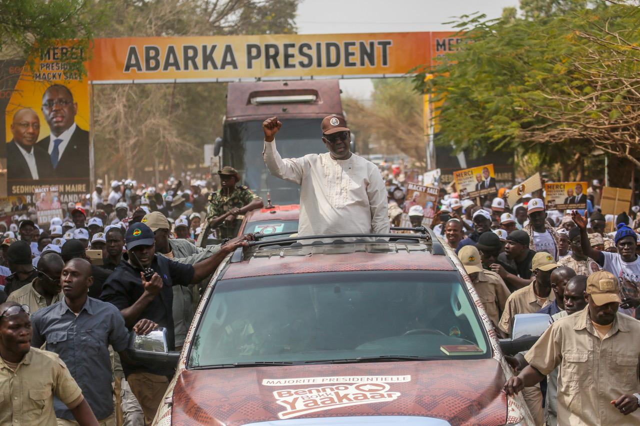 "Mamadou Lamine Keita : ""Ziguinchor a déjà dit oui à Macky Sall"""