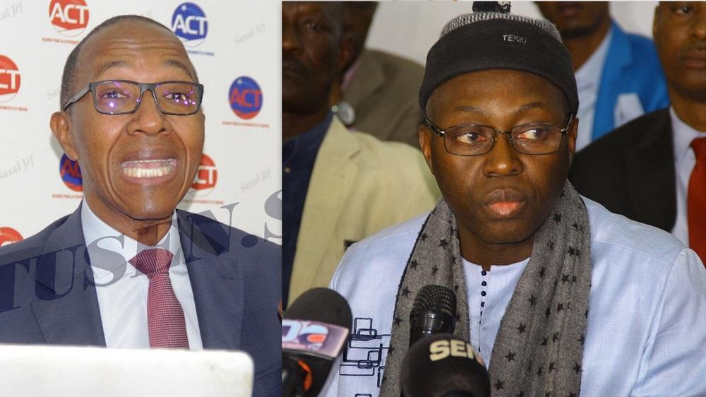 Sonko, TAS, Abdoul me rappellent les gars de ''Benno Siggil Senegaal''