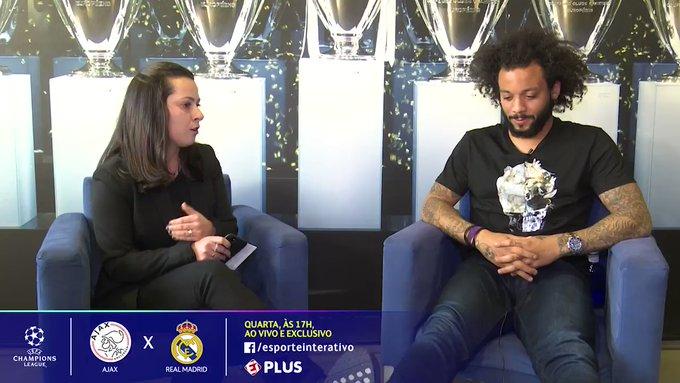 Real Madrid : La confession de Marcelo à propos du départ de Cristiano Ronaldo