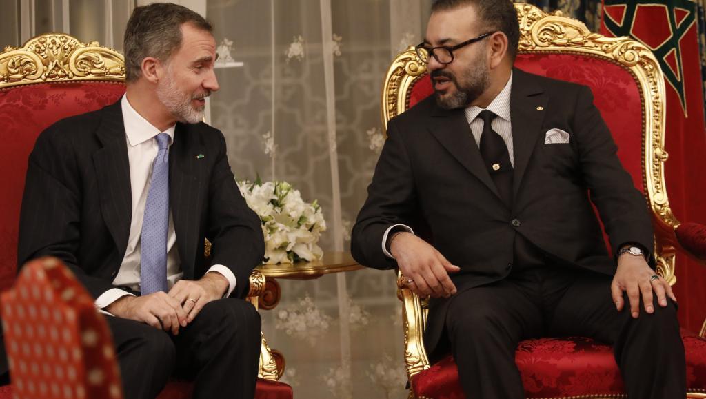 Deux grands Rois se rencontrent