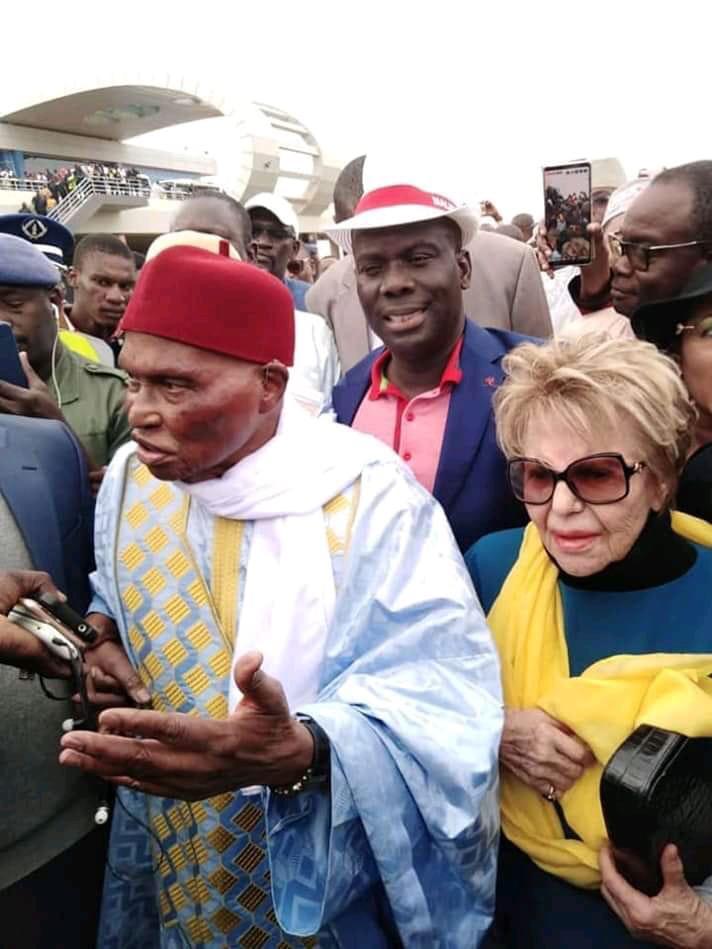 Marche bleue de Wade: quand les ministres de Macky tentent de bloquer le passage au Pape du Sopi