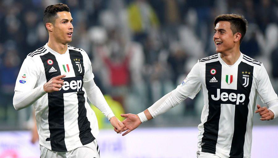 Serie A: La Juve déroule contre Frosinone