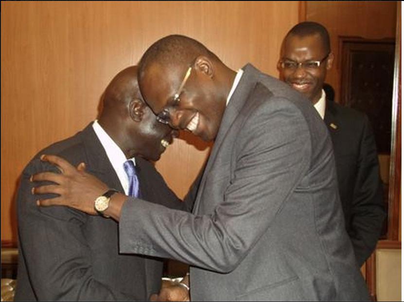 """Idrissa Seck : """"je voudrais me réjouir de l'arrivée, dans la coalition, de mon ami et frère khalifa Sall"""""""