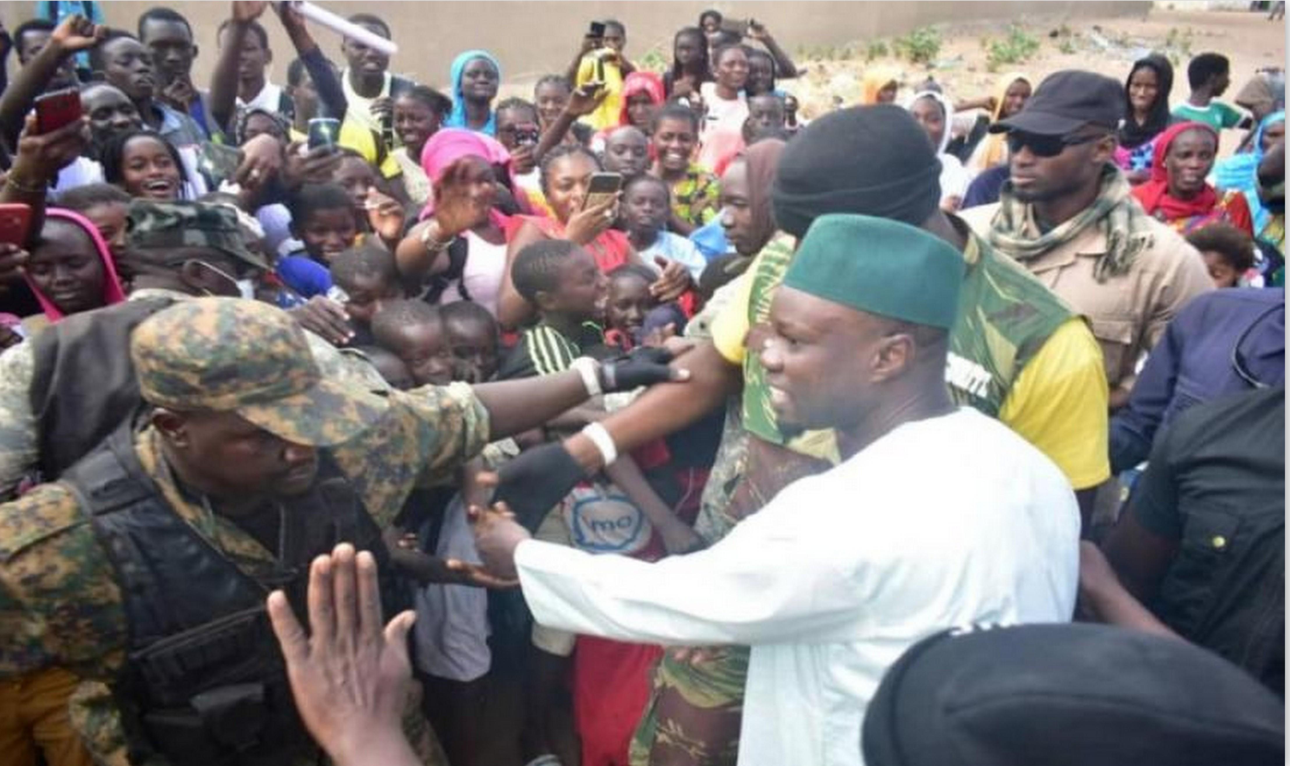 Affrontements entre militants de Sonko et Bby à Bokidiawé et Aéré Lao
