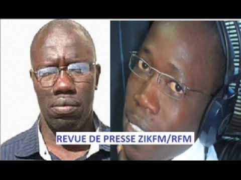 Revue de Presse du Samedi 02 Fevrier 2019 Avec Mantoulaye Thioub/Mouhamed Alimou Ba