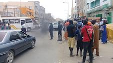 Affontements entre Bby et opposition à Touba: des coups de feu tirés, Modou mbacké Bara Dolly prend la poudre d'escampette