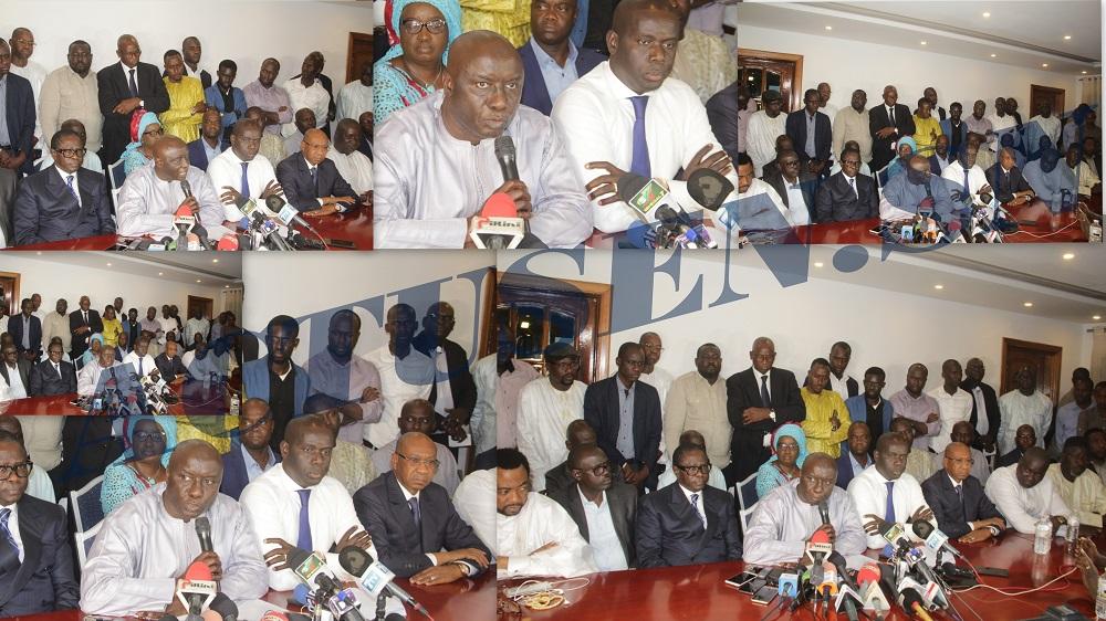 Arrestation des jeunes de l'opposition: Idrissa Seck manifeste son indignation