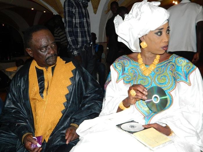 Décès de Dogo Thiam, mari de la chanteuse Kiné Lam — Nécrologie