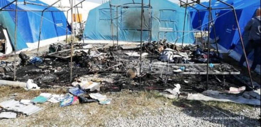 Drame – Un Sénégalais meurt calciné dans un incendie en Italie