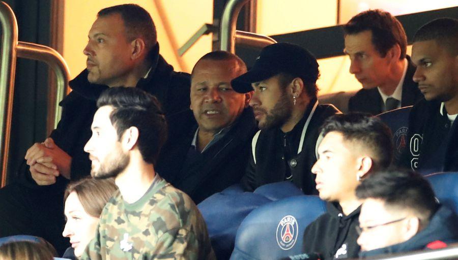 Neymar n'échappe pas à la procédure disciplinaire