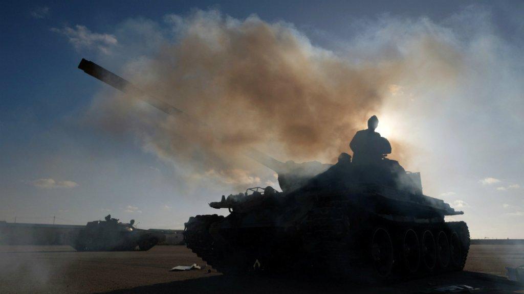 En Libye, le parlement de l'est promet la poursuite de l'offensive sur Tripoli