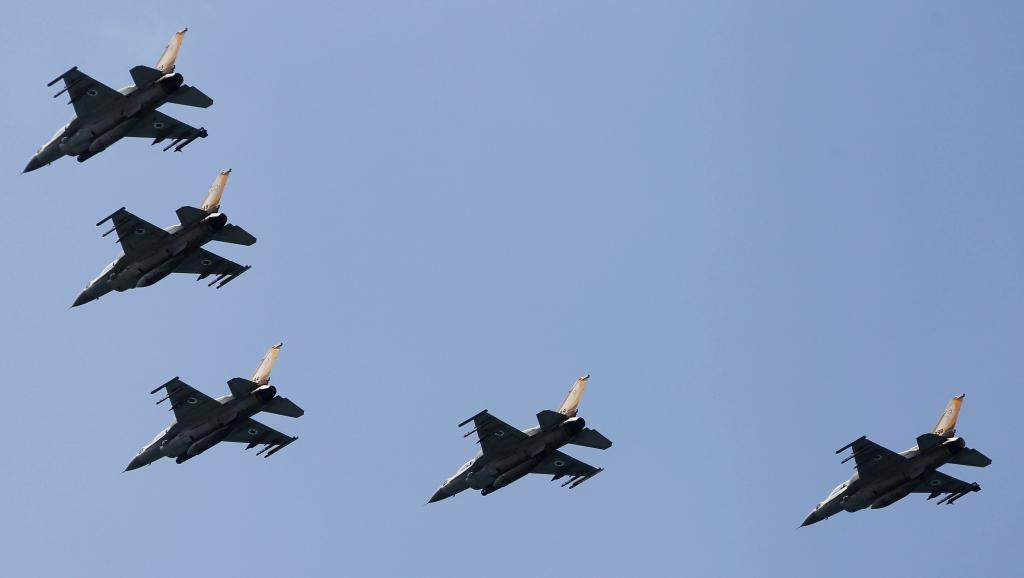 Syrie: frappes aériennes israéliennes dans le centre du pays