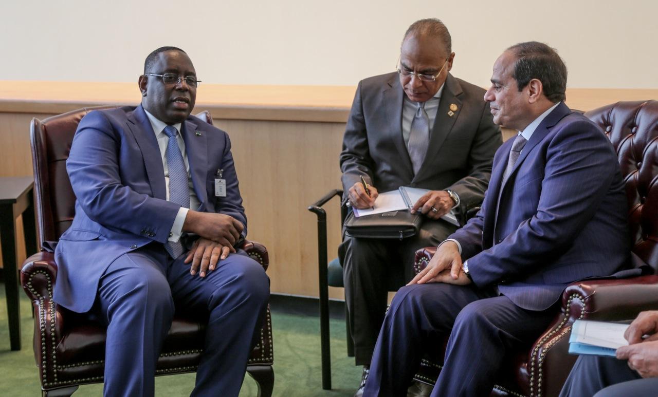 Pour réaffirmer leur relation d'amitié et de coopération, le Sénégal et l'Egypte signent deux mémorandums