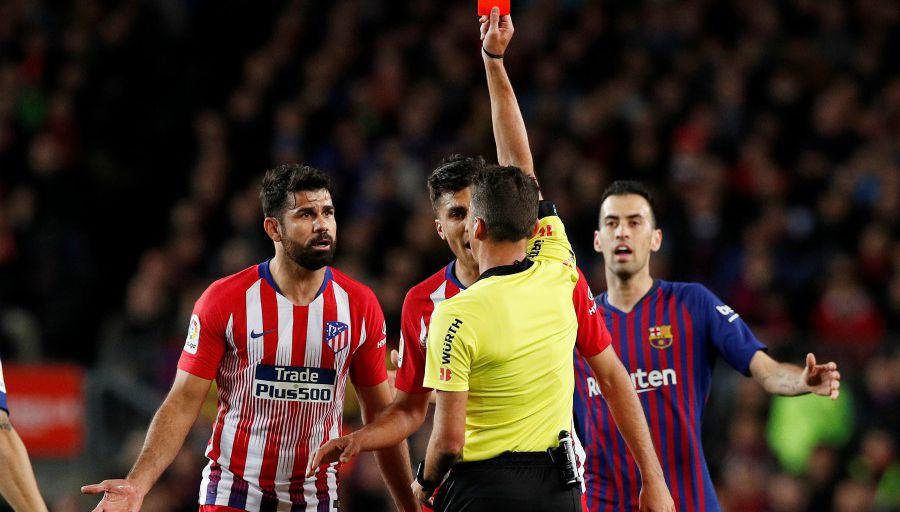 Atlético: Diego Costa épinglé pour fraude fiscale ?