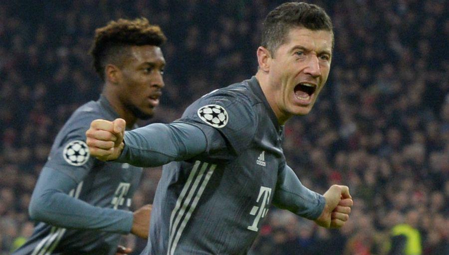 Bayern Munich: Coman et Lewandowski titularisés
