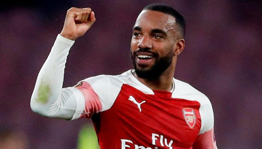 Lacazette et Arsenal confirment