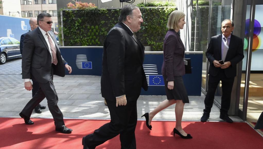 Les Européens inquiets face au regain de tension entre Washington et Téhéran